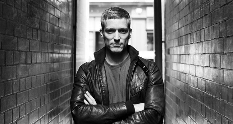 Berghain resident DJ Ben Klock